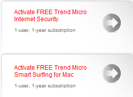 Download And Activate Trend Micro Internet Security For 1 Year