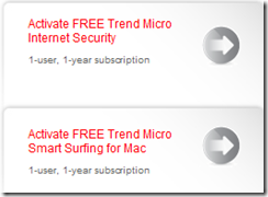trend micro free offer
