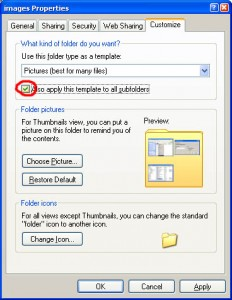 How to Make Any Folder as a Photo Folder in Windows