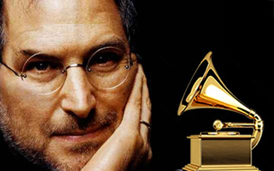 A Grammy for Steve Jobs