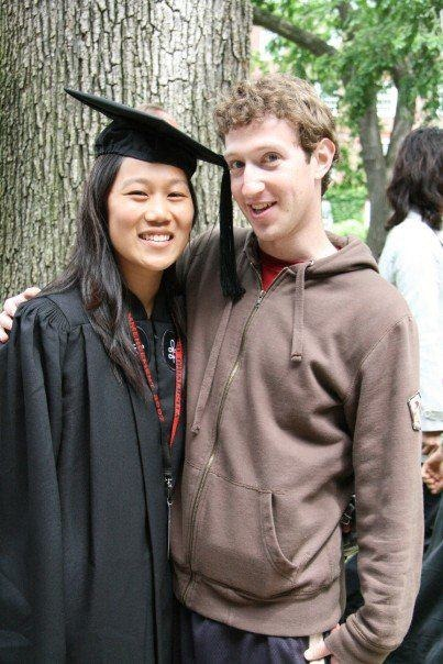 Mark Zuckerberg And Pricilla Chan Married pics (11)