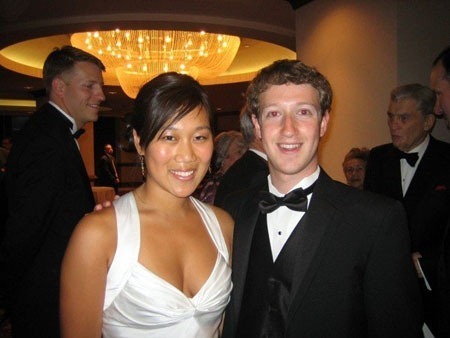 Mark Zuckerberg And Pricilla Chan Married pics (13)
