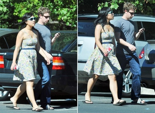 Mark Zuckerberg And Pricilla Chan Married pics (16)