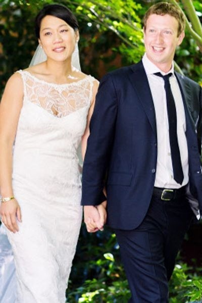 Mark Zuckerberg And Pricilla Chan Married pics (18)
