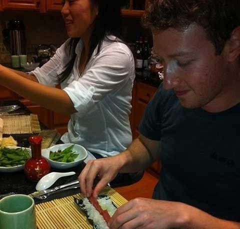 Mark Zuckerberg And Pricilla Chan Married pics (21)