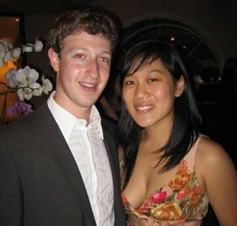 Mark Zuckerberg And Pricilla Chan Married pics (23)