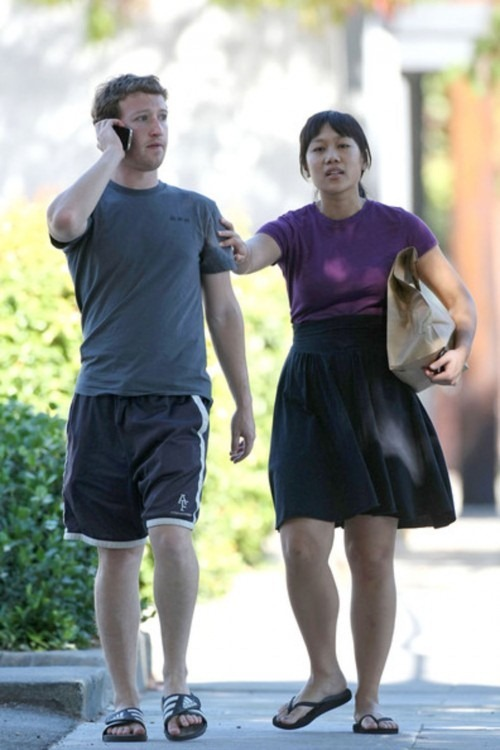 Mark Zuckerberg And Pricilla Chan Married pics (25)