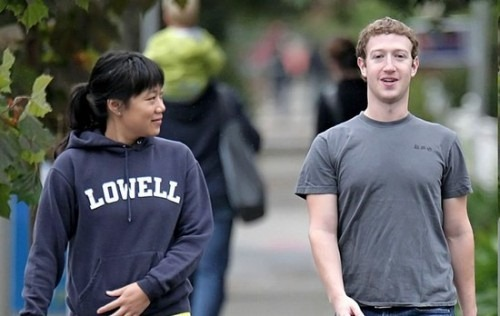 Mark Zuckerberg And Pricilla Chan Married pics (28)