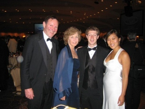 Mark Zuckerberg And Pricilla Chan Married pics (30)