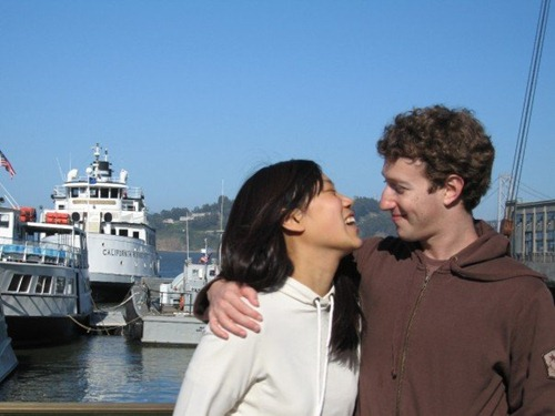 Mark Zuckerberg And Pricilla Chan Married pics (8)